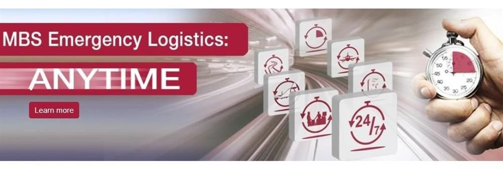 MBS Logistics Limited's banner