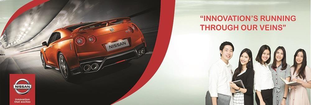 NISSAN MOTOR (THAILAND) CO., LTD.'s banner