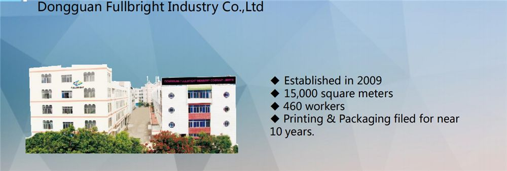 Hong Kong Fullbright Industry Company Limited's banner