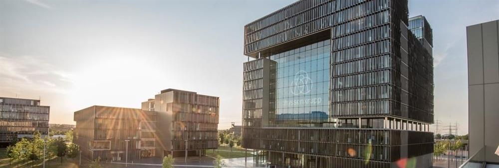 Thyssenkrupp Materials Services GmbH's banner