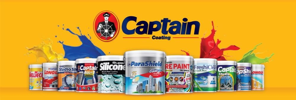 Captain Coating Co., Ltd.'s banner
