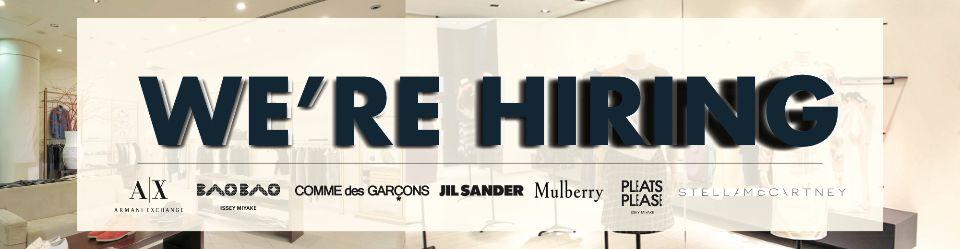 Fashion Jobs In Singapore Job Vacancies Jobstreet Com Sg