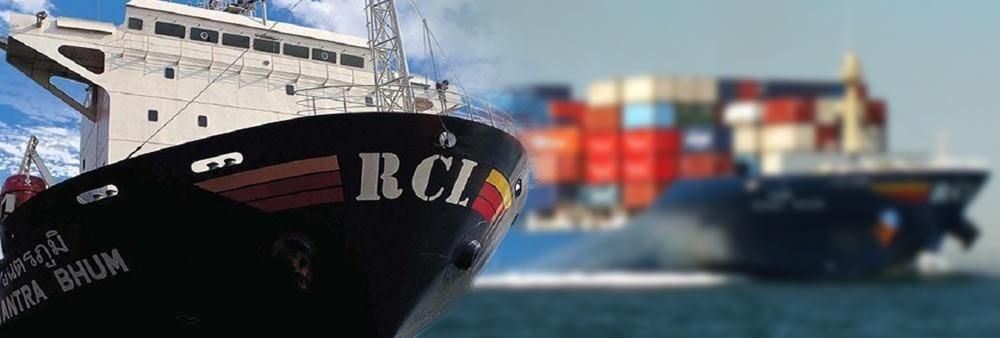 Regional Container Lines Public Company Limited (RCL)'s banner