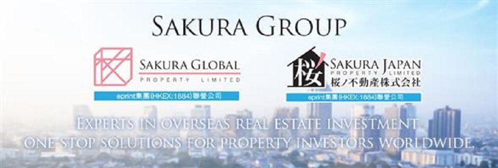Sakura Japan Property (Hong Kong) Limited's banner