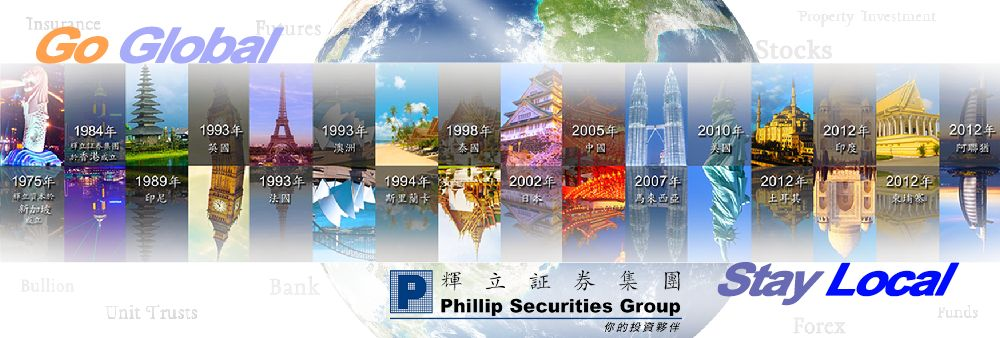 Phillip Securities Group's banner