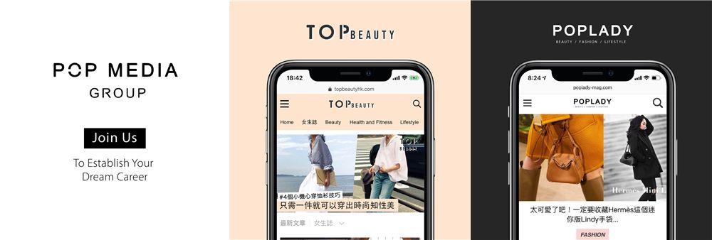 Pop Media HK Limited's banner