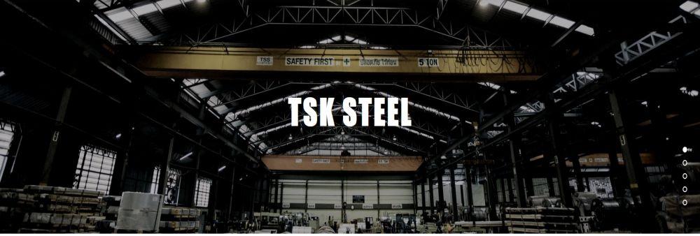 T S K STEEL CO., LTD.'s banner