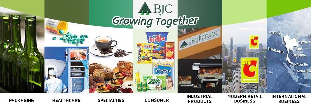 Berli Jucker Public Company Limited (BJC)'s banner