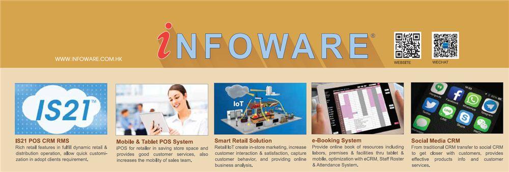 Infoware Systems Ltd's banner