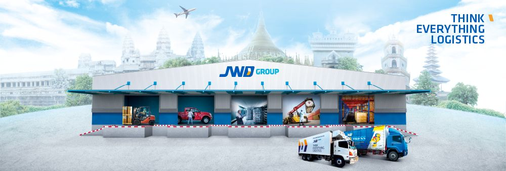 JWD InfoLogistics Public Company Limited's banner