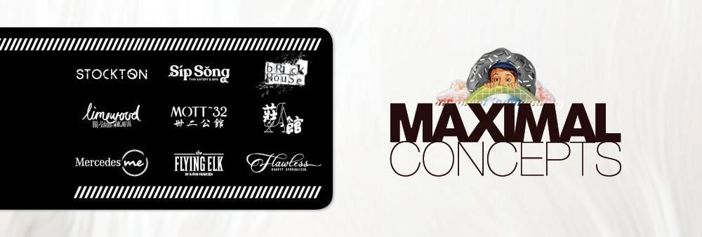 Maximal Concepts Limited's banner