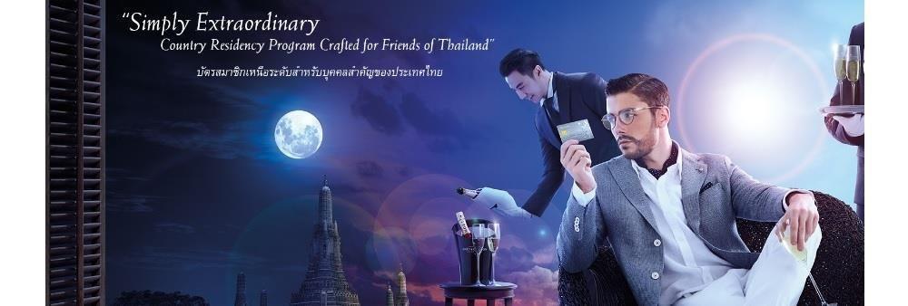 Thailand Privilege Card Co., Ltd.'s banner