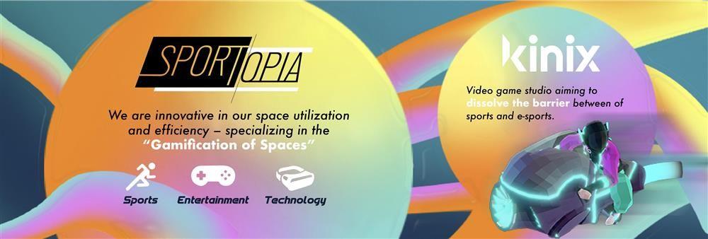 Sportopia Limited's banner