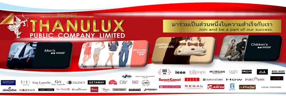 Thanulux Public Co., Ltd's banner