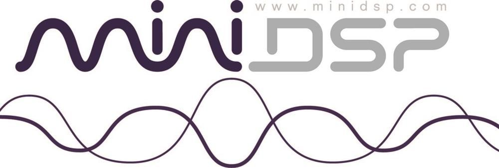 miniDSP Limited's banner