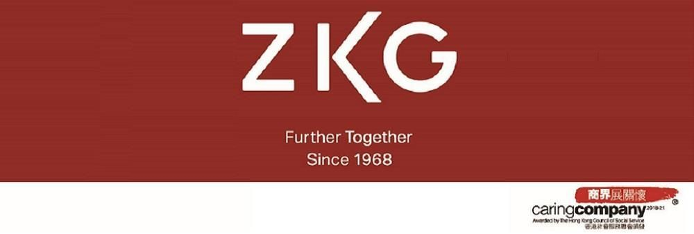 ZKG International Limited's banner