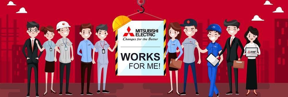Mitsubishi Electric Asia (Thailand) Co., Ltd.'s banner