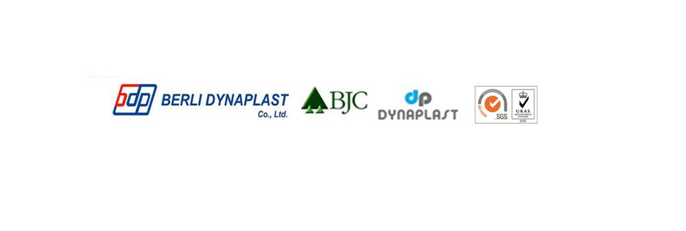 Berli Dynaplast Co., Ltd.'s banner