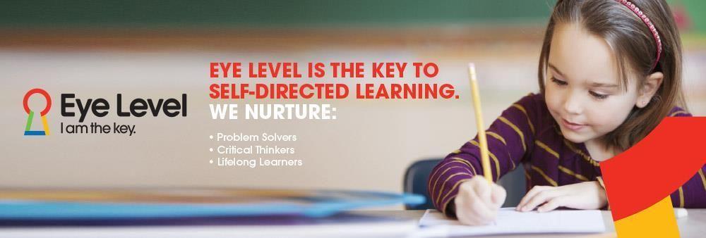 Eye Level I Leader Education Center's banner