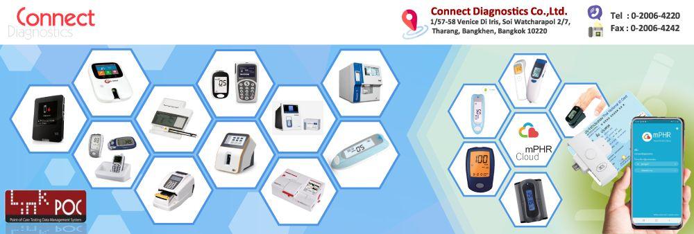 Connect Diagnostics Co., Ltd.'s banner