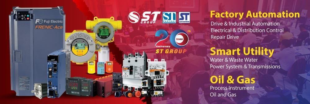 S.T. Control Co., Ltd.'s banner