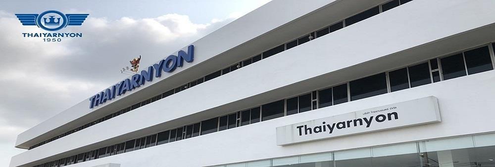 Thai Yarnyon Intersales Co., Ltd.'s banner