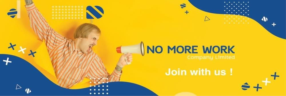 No More Work Company Limited's banner
