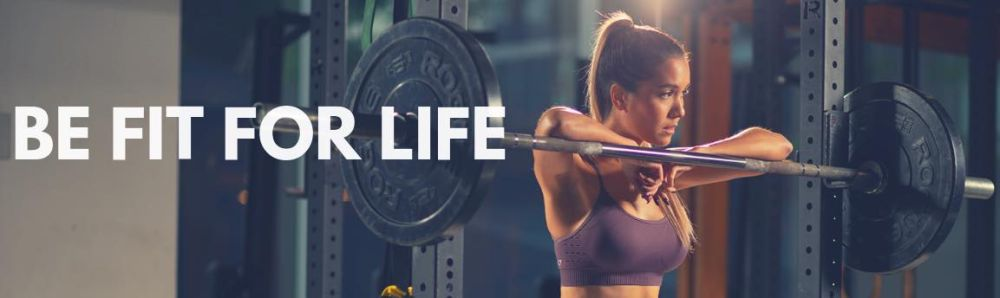 Be Fit For Life's banner