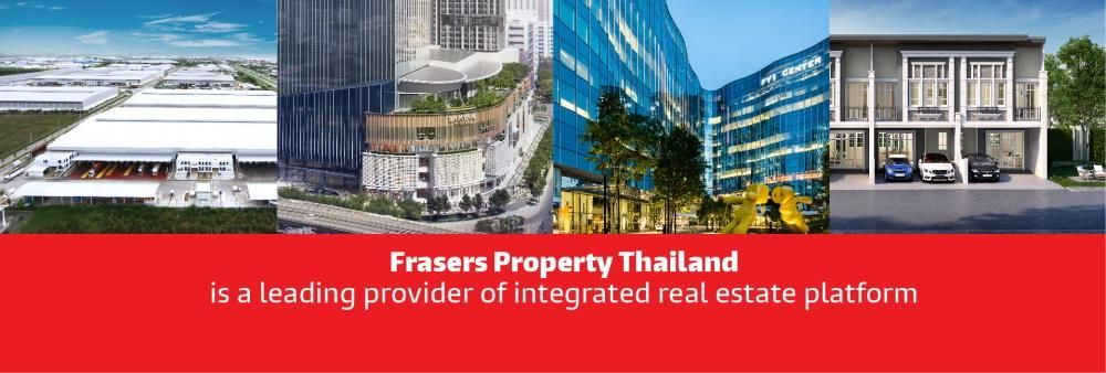 Frasers Property Industrial (Thailand) Company Limited's banner