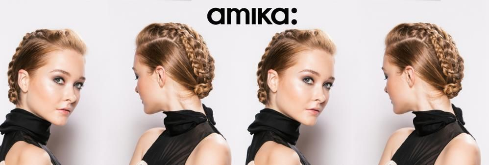 Amika's banner