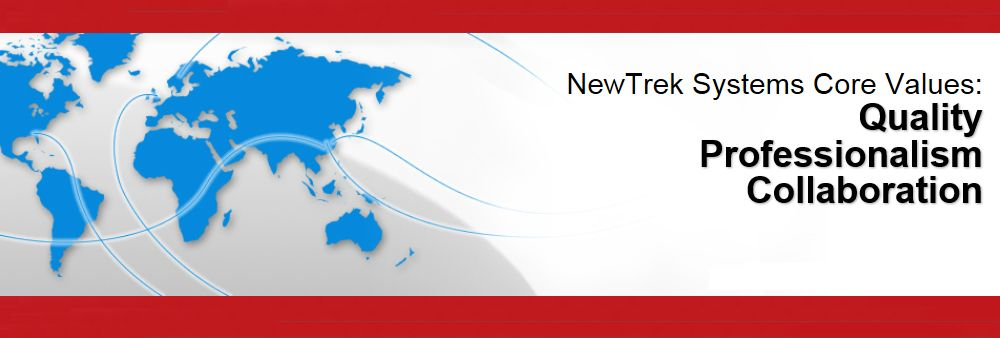 NewTrek Systems Limited's banner
