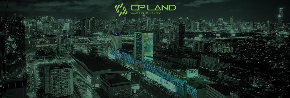 C.P. Land Public Company Limited's banner