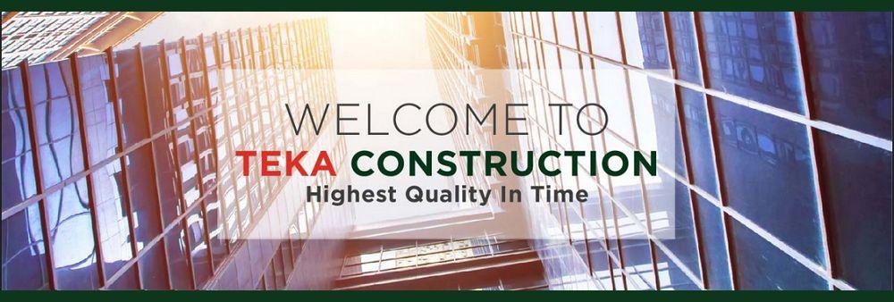 TEKA CONSTRUCTION PUBLIC COMPANY LIMITED's banner