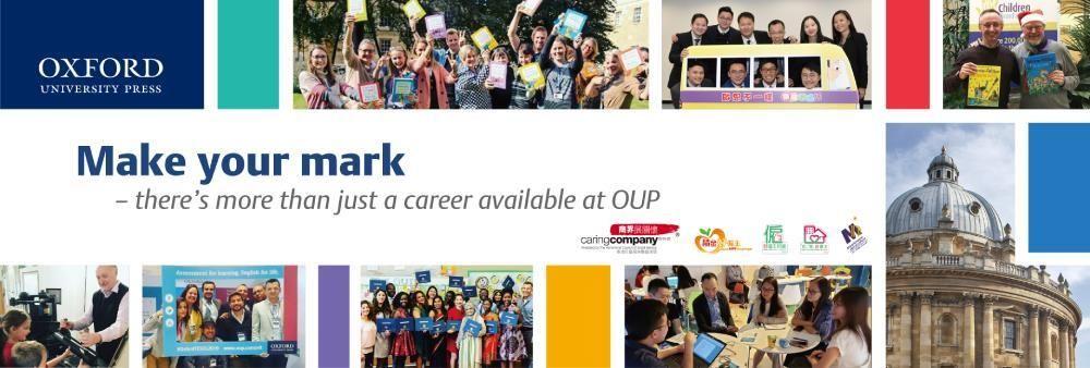 Oxford University Press (China) Ltd's banner