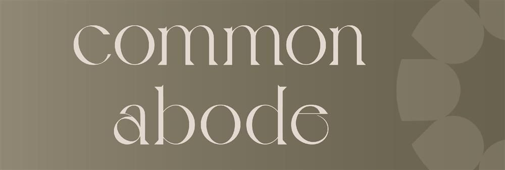 Common Abode Limited's banner