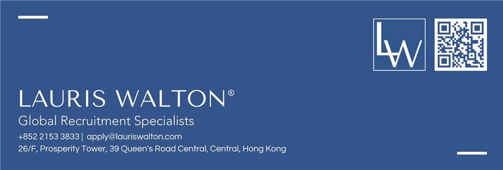Lauris Walton International Limited's banner