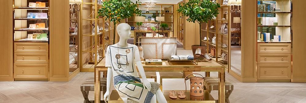 Tory Burch Far East Limited's banner