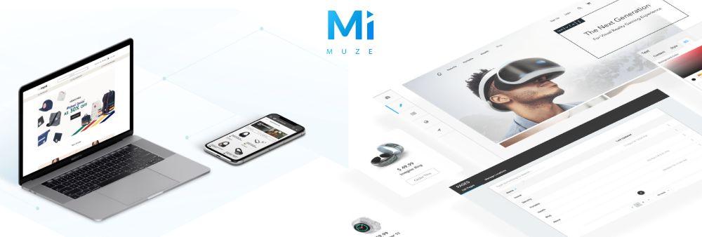 Muze Innovation Co., Ltd.'s banner