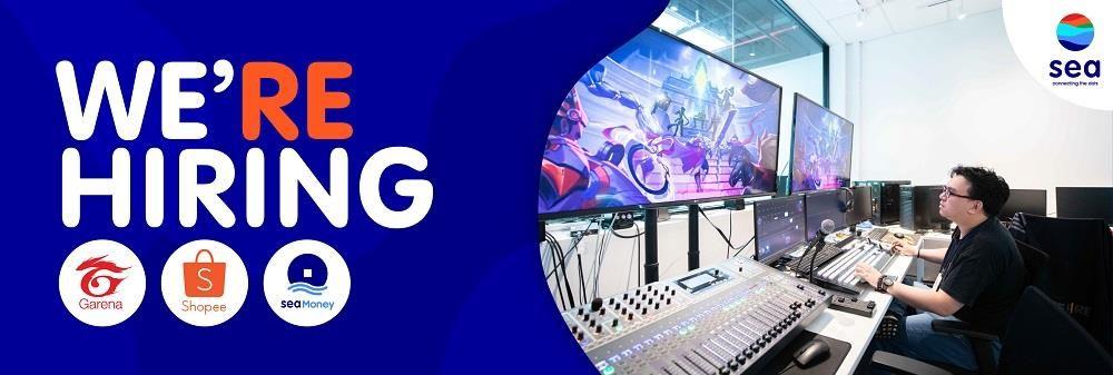 Garena Online (Thailand) Co., Ltd./ Sea Thailand's banner