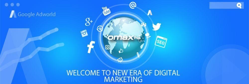 OMAX PLUS .Co.,Ltd's banner
