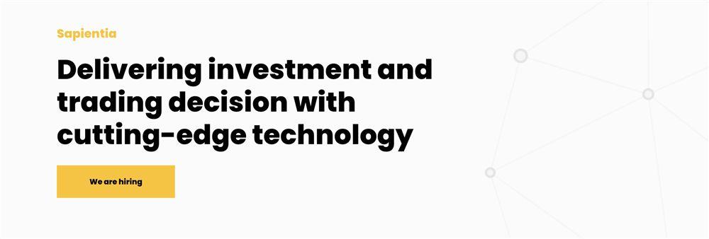 Sapientia Technologies Limited's banner