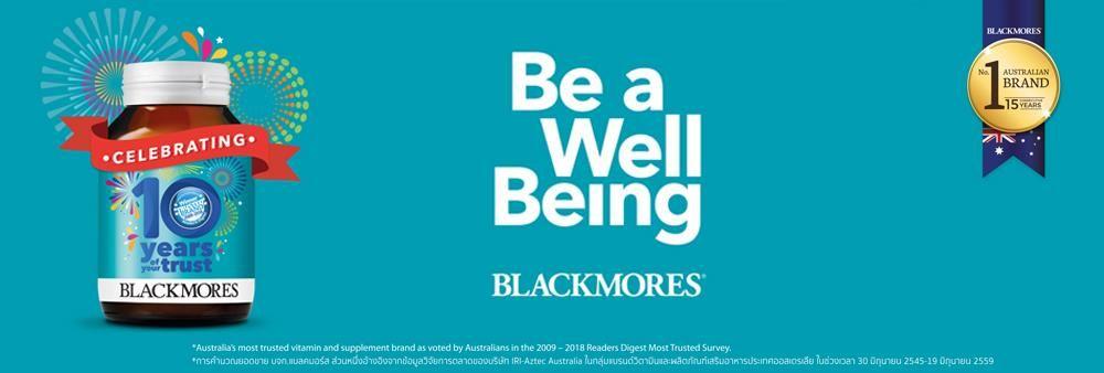Blackmores Ltd.'s banner