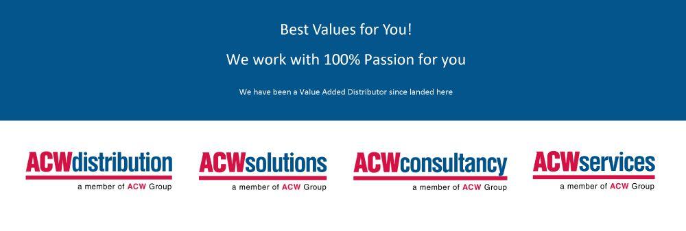ACW Distribution (HK) Ltd's banner