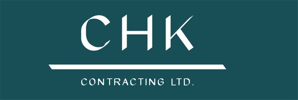 CHK Contracting Limited's banner