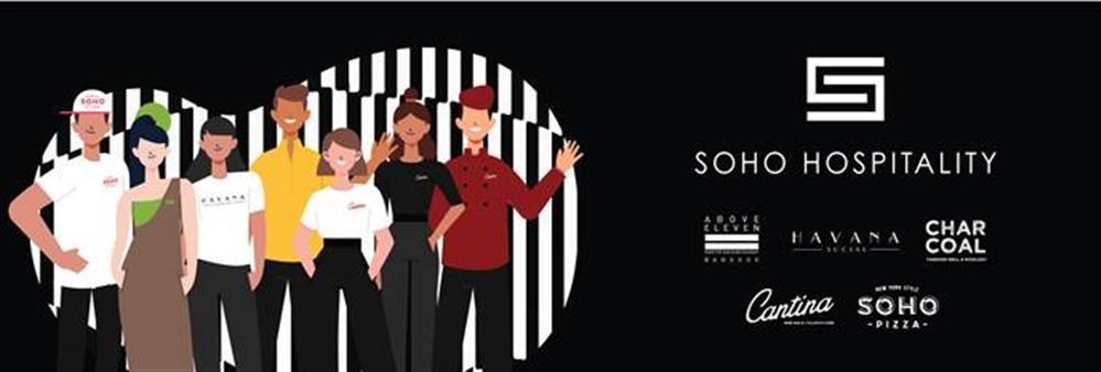 SOHO GROUP CO., LTD.'s banner