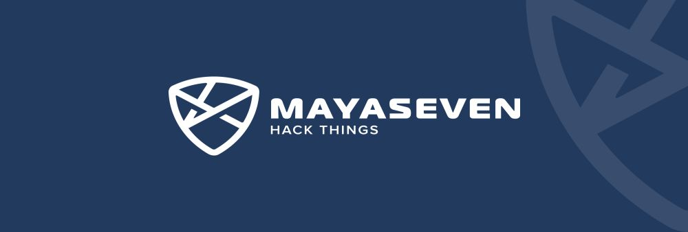 MAYASEVEN CO., LTD.'s banner