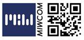 Miwcom Co., Ltd.'s logo