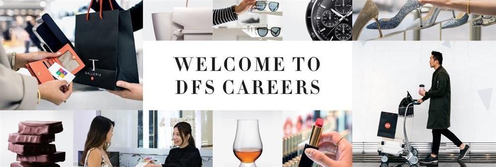 DFS Hong Kong Limited's banner