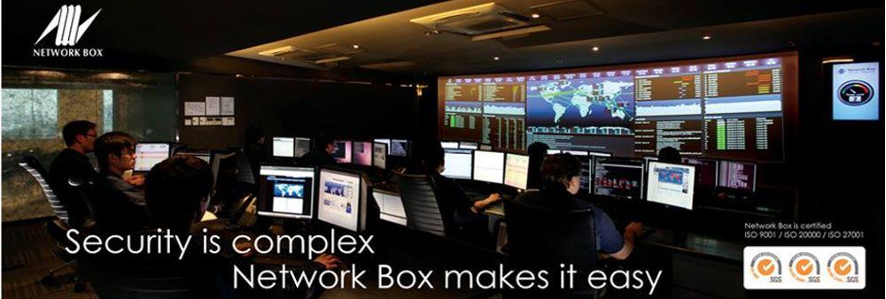Network Box Corp Ltd's banner