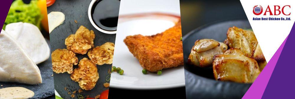 Asian Best Chicken Co., Ltd.'s banner